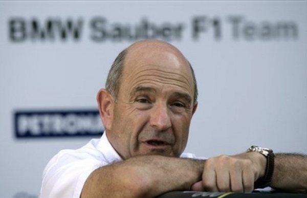 Sauber admite que pudo fichar a Heidfeld y Fisichella