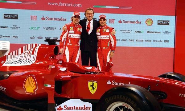"""Montezemolo: """"Ya en 2005 estábamos pendientes de Alonso"""" 001_small"""