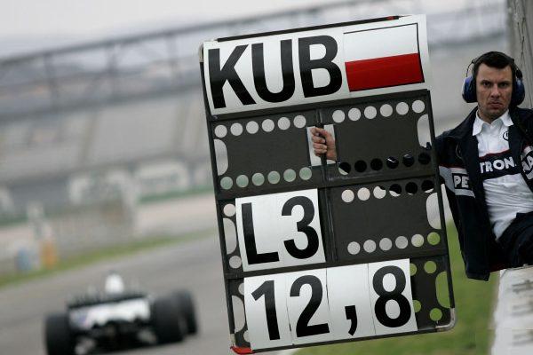 Calendario de pilotos y equipos que estarán en Valencia