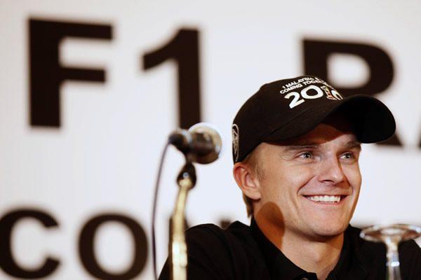 Kovalainen sabía que no iba a seguir en McLaren