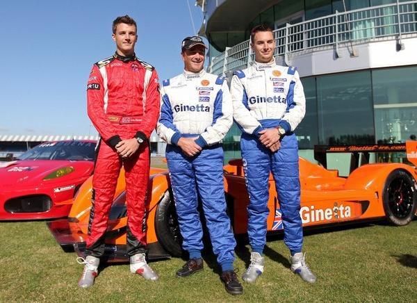 Nigel Mansell correrá en Le Mans junto a sus hijos