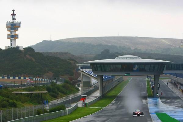 Preocupación por la lluvia prevista para Jerez