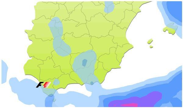 No hay lluvia prevista para mañana en Jerez 001_small