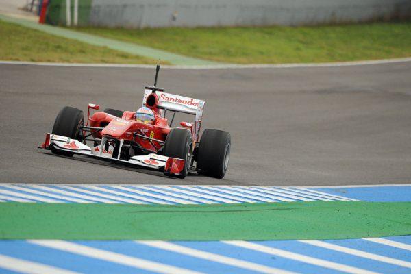 Ferrari grabará un anuncio a principios de semana 001_small