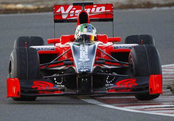 """Di Grassi: """"El coche se está comportando mucho mejor"""""""