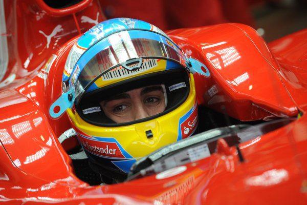 """Alonso: """"Es muy, muy especial volver a correr con Michael"""""""