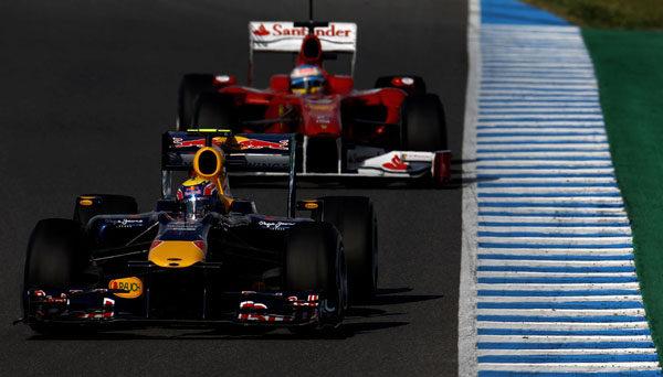Alonso apunta a McLaren, Mercedes y Red Bull como los grandes rivales de Ferrari 001_small