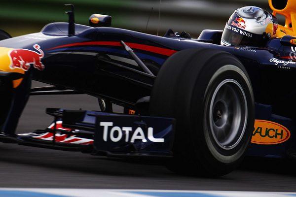 Vettel lidera la primera sesión de entrenamientos de la segunda semana en Jerez 001_small