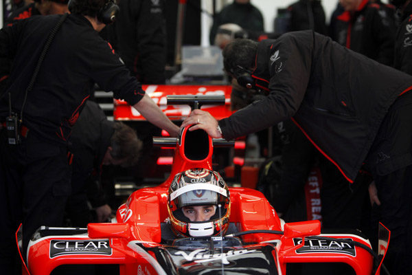 Virgin sigue acumulando problemas en Jerez