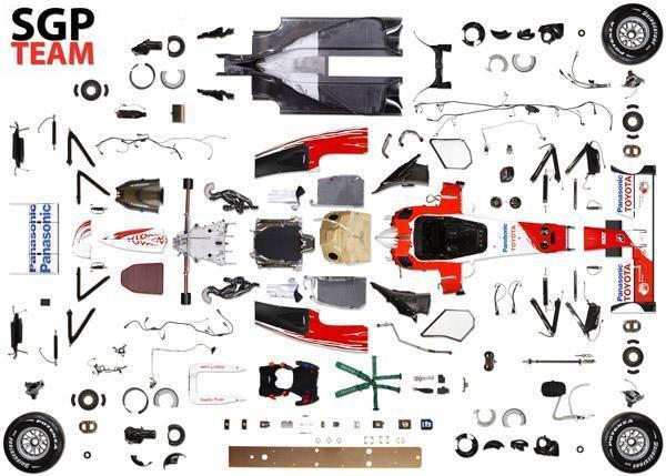 Stefan GP confirma a Nakajima y enciende su coche