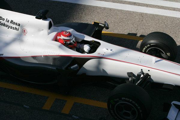 Sauber busca un patrocinador importante antes de Bahrein