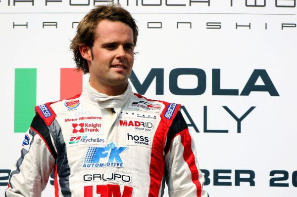 Virgin confirma a Andy Soucek como piloto probador