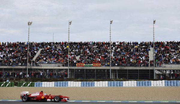 Calendario de pilotos y equipos para Barcelona
