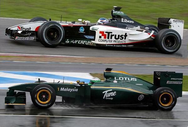 Kovalainen cree que el Lotus T127 es peor que el Minardi de 2003