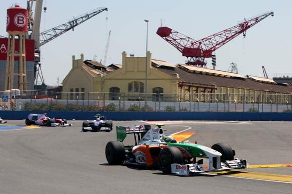 El GP de Valencia sigue acumulando perdidas