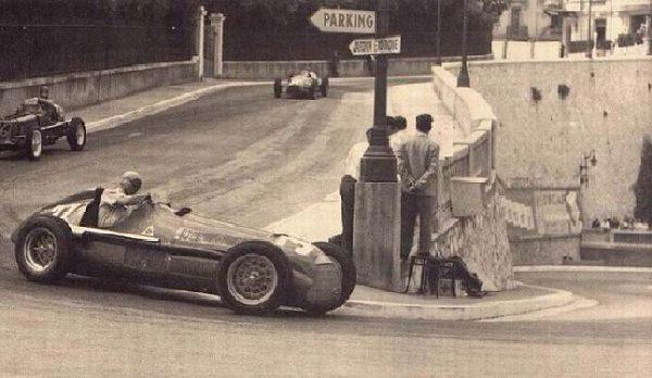 6 décadas de F1: Años '50