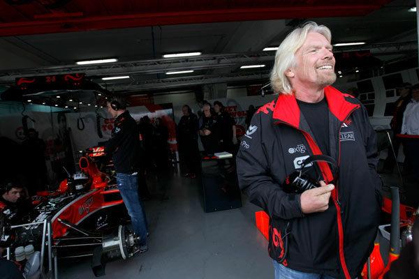 Virgin logra la mejor posición entre los debutantes