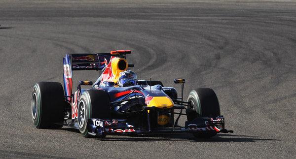 Fue el motor lo que le falló a Vettel