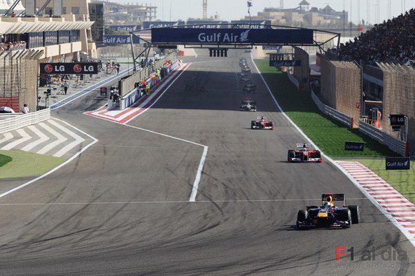 GP de Bahrèin 2010: Los pilotos, uno a uno