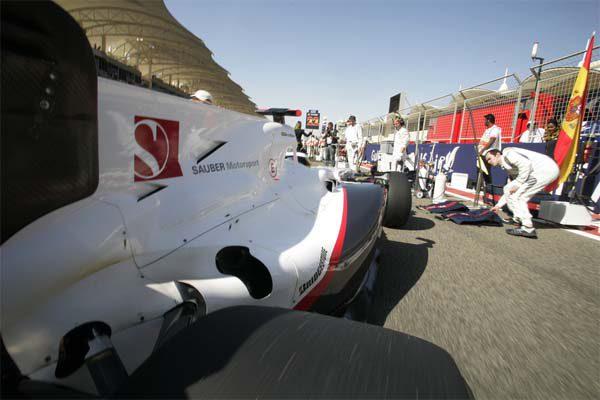 Sauber solicitará el cambio de nombre del equipo