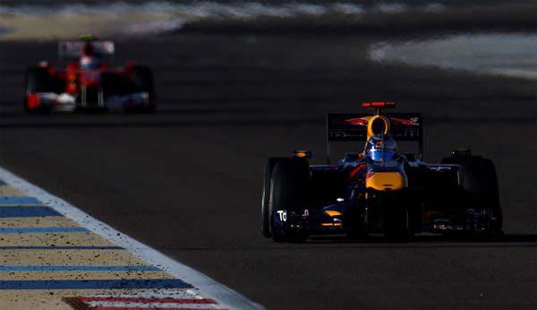 Vettel asegura que Alonso no le habría pasado