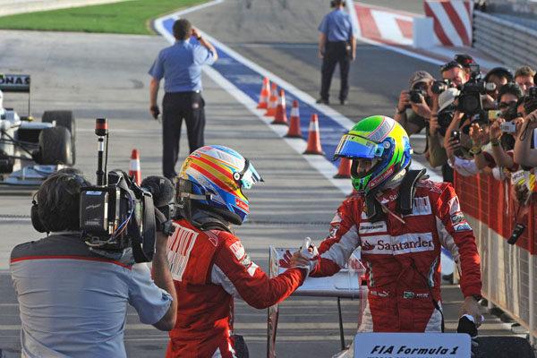 """Massa: """"Sería imposible haber tenido un mejor inicio"""""""