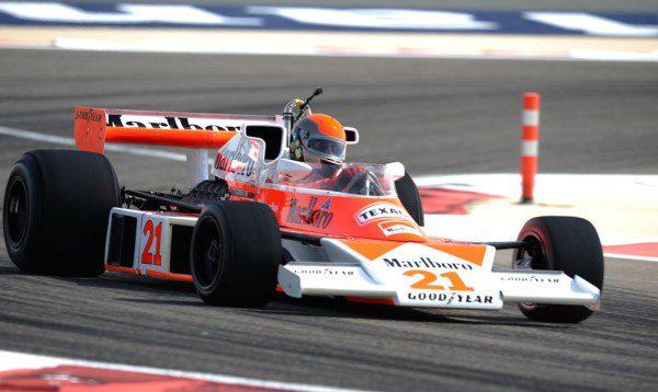 Los Campeones rodaron en Bahréin