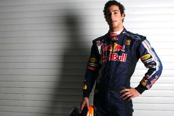 Red Bull prefiere a Ricciardo como reserva