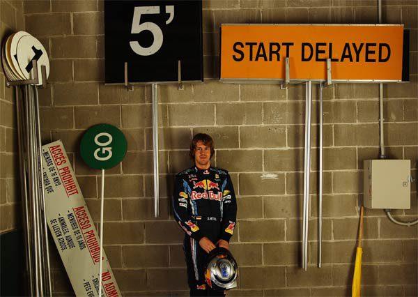 Vettel cree que es pronto para juzgar la ventaja