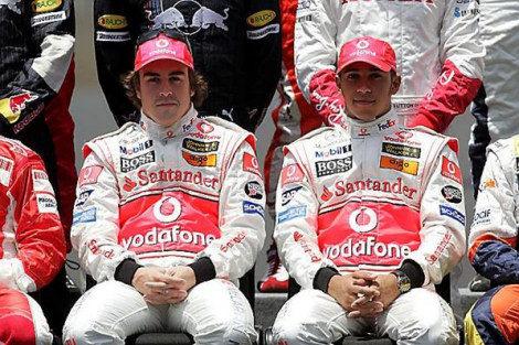 Ridículo de McLaren, Ron Dennis y la prensa inglesa