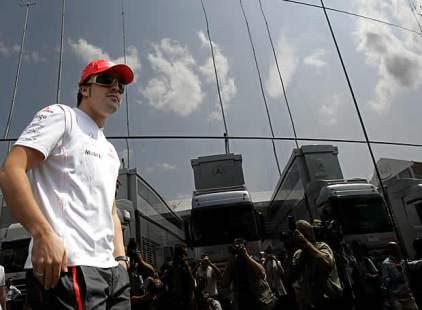 ¿Corre riesgo el futuro de Alonso en la Fórmula 1?