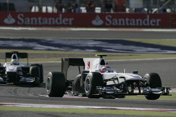 """De la Rosa: """"En general el coche es mucho mejor que en Bahrein"""""""