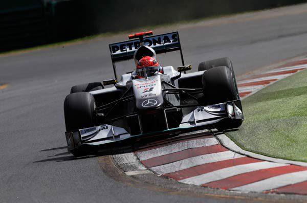 """Schumacher: """"Estoy contento con el resultado"""""""