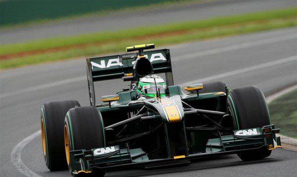 """Kovalainen: """"Intentaré superar a algunos coches en la salida"""""""