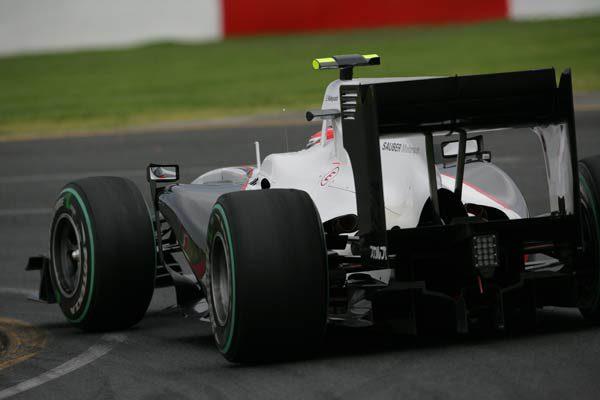 """Sauber: """"Es un resultado decepcionante"""""""