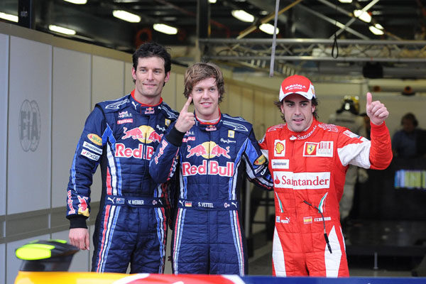 "Vettel: ""Fichar por Ferrari sería algo especial"""