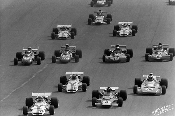 6 décadas de F1: Años '70