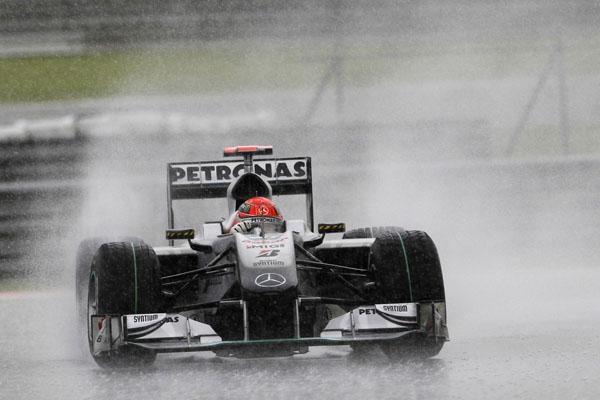 """Schumacher: """"Todo está yendo según lo planeado"""""""