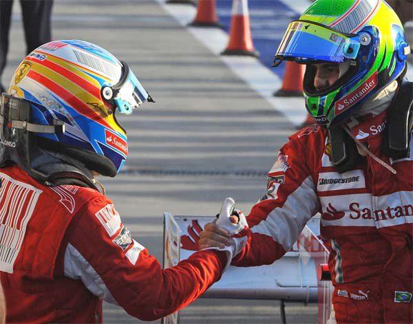 """Briatore: """"Ferrari deberá centrarse en uno de sus dos pilotos"""" 001_small"""