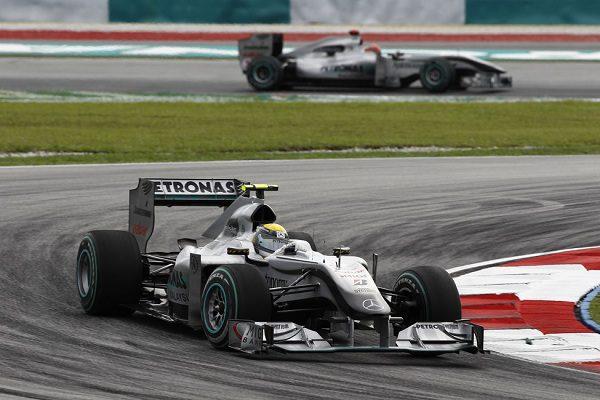 Rosberg deseando llegar a China y continuar con buenos resultados