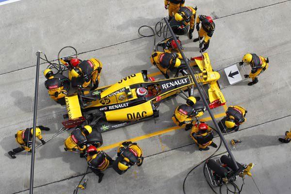 Renault espera poder superar a Mercedes