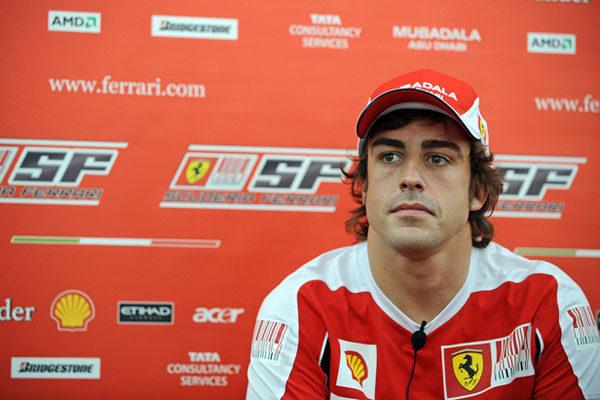 Fernando Alonso 'Schumacher volverá por su fueros muy pronto' 001_small