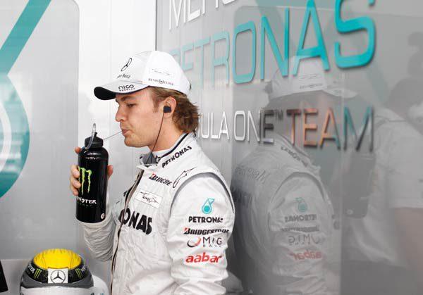 Rosberg contento con Schumacher
