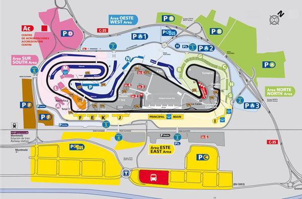 Prepara Tu Asistencia Al Gp De Espa A De F1 En El Circuito