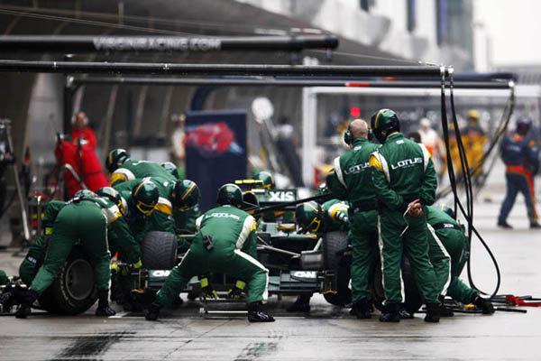 """Lotus será """"al menos un segundo más rápido"""" en Barcelona"""