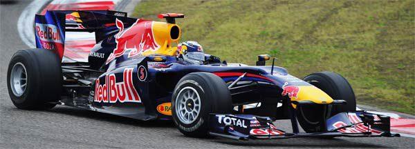 Vettel marca el mejor tiempo en la segunda sesión