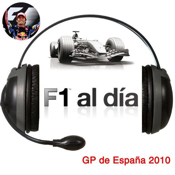 F1 al día Podcast: 02x06 - GP de España 2010