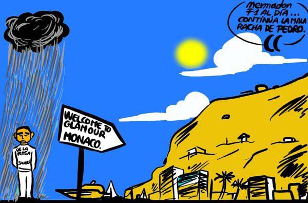 La viñeta (114): 'Continúa la mala racha de Pedro'