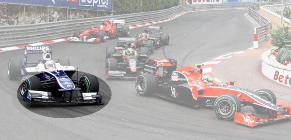 Williams confirma las causas de los accidentes de sus pilotos