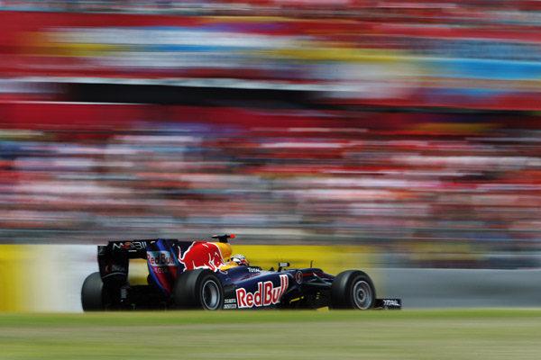 Descubren que el chasis de Vettel estaba dañado